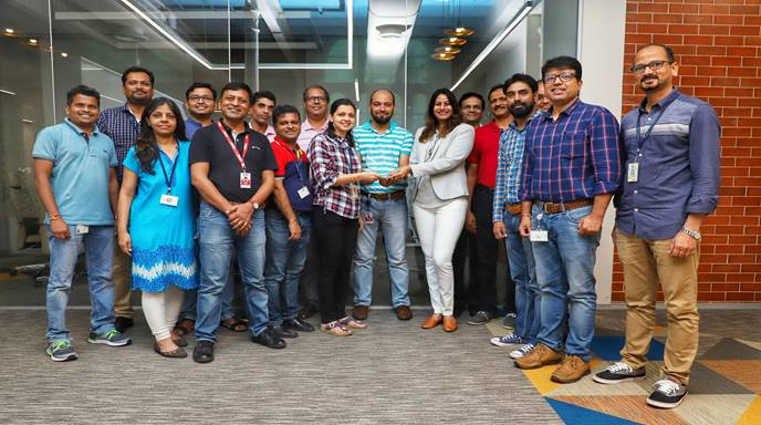 Team shared services centre