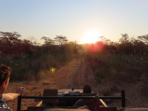 Tintswalo Sunset