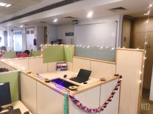 Diwali Desk Decoration (4)