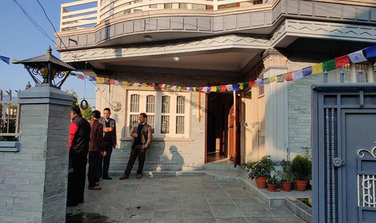 New Office in Pokhara, Nepal