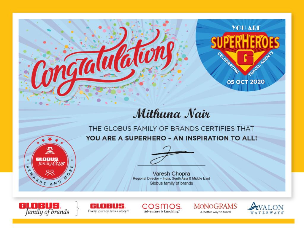 SuperHeroes-Mithuna-Nair