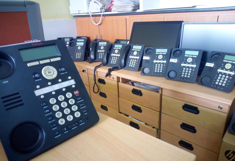Revived dead Phones - An IT Department Exercise