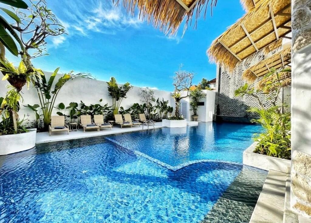 Indonesia - Mediterranean fusion in Bali (credit Khaiyyara Jimbaran Bali)
