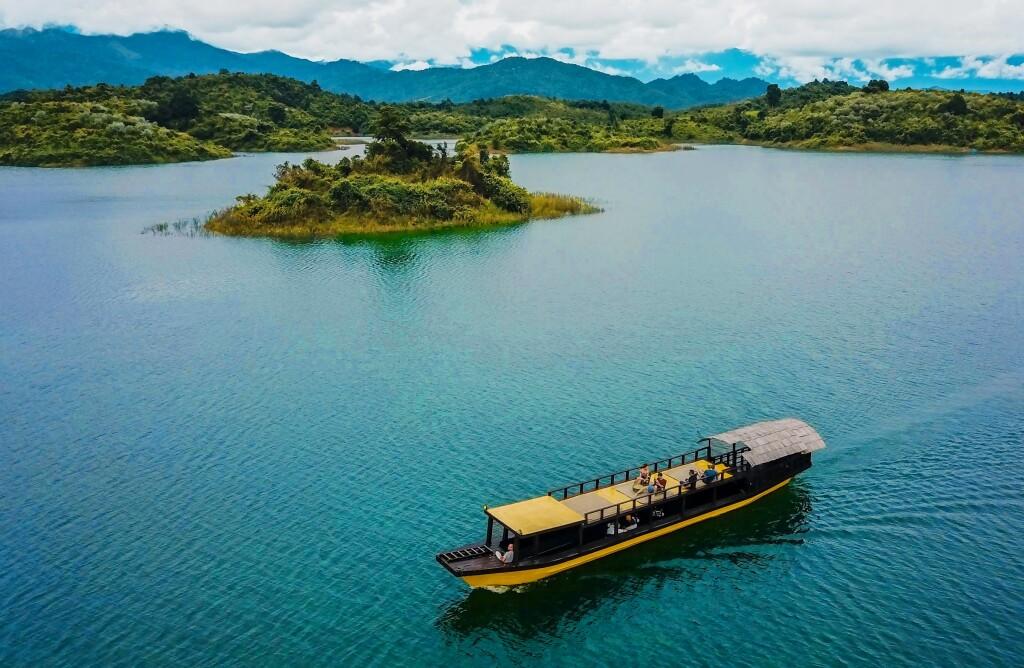Laos - Laid-back lakeside break (credit Nam Ngum lakeside resort)