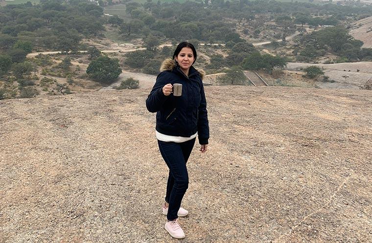 Lockdown Stories - Aakriti Sharma
