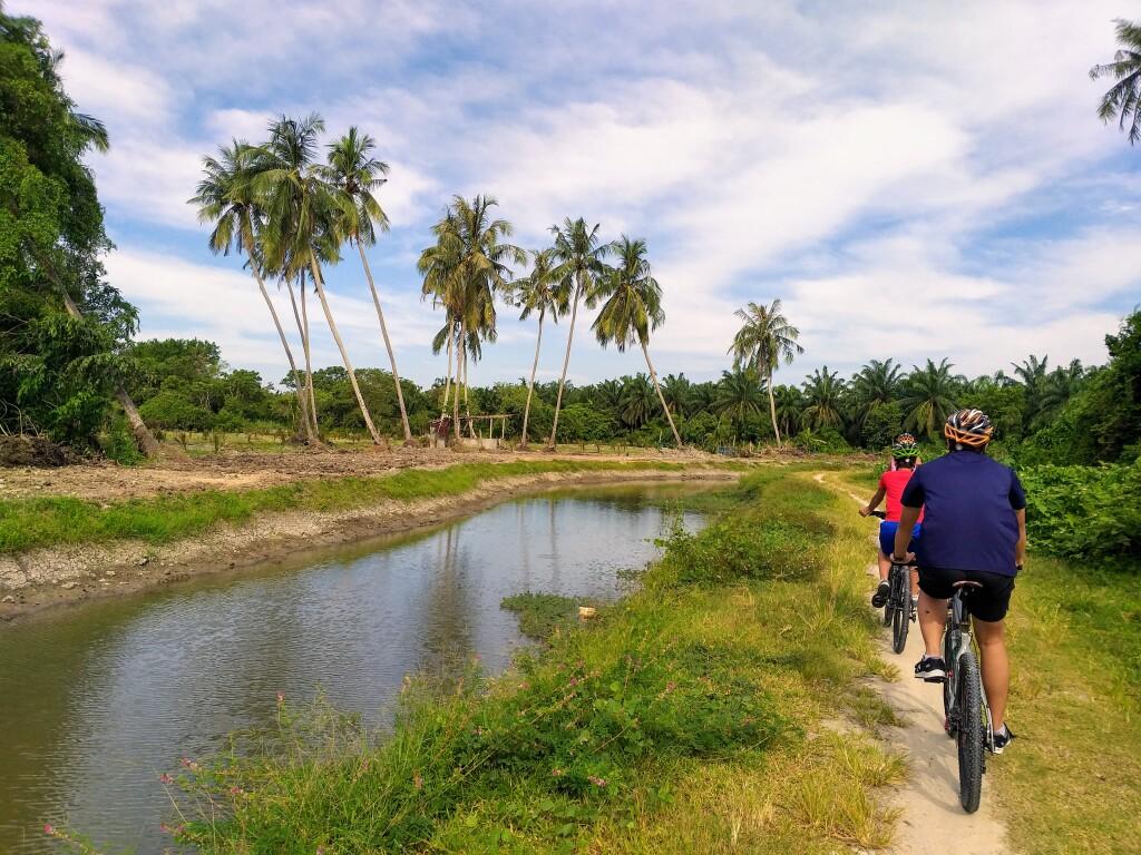 Malaysia - A Unique Penang View on two wheels (credit Penang Bike)