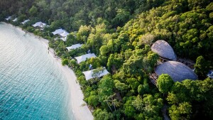 Singapore - Unwind in protected paradise (credit Bawah Reserve)