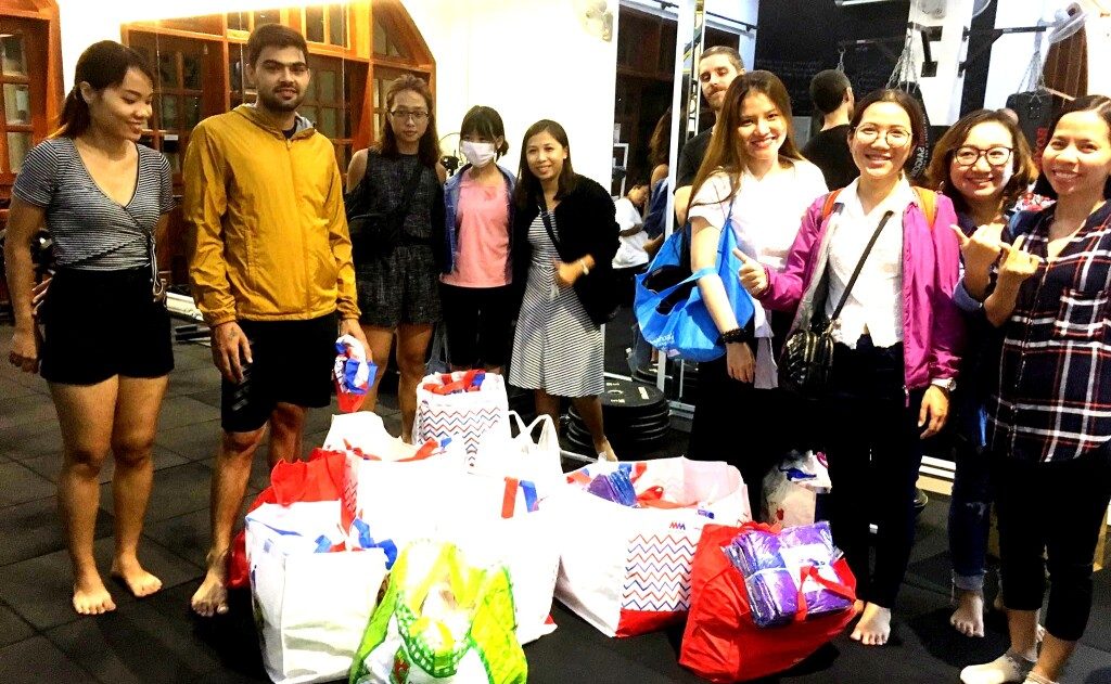 Vietnam - Giving back in Ho Chi Minh City (credit Asian Trails)